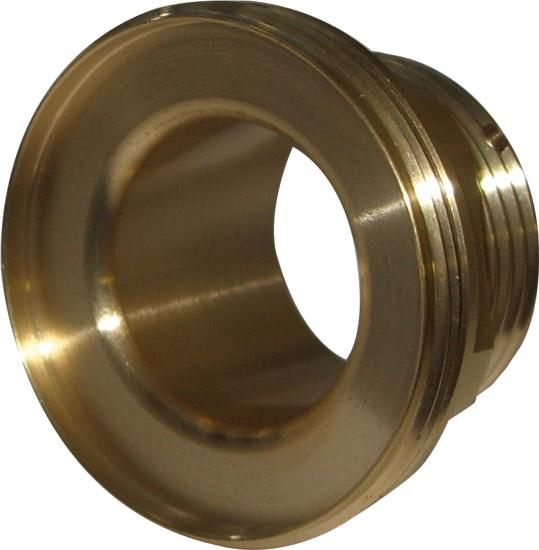 Корпус кнопки эл. управления для больших диаметров (52 мм), бронза