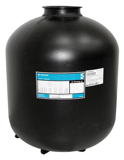 Фильтровальная емкость NovumAzur 10, 475 мм (без клапана, поддона и распределительной системы)