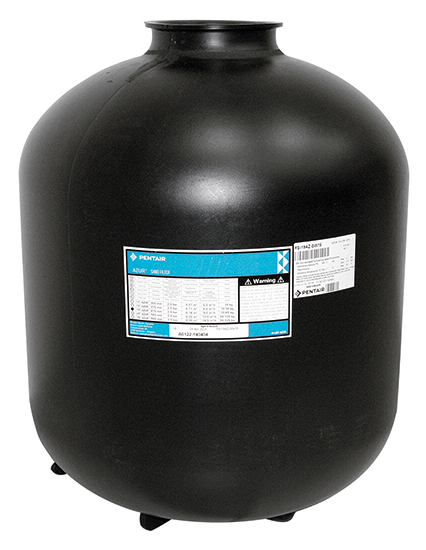 Фильтровальная емкость NovumAzur 12, 560 мм (без клапана, поддона и распределительной системы)