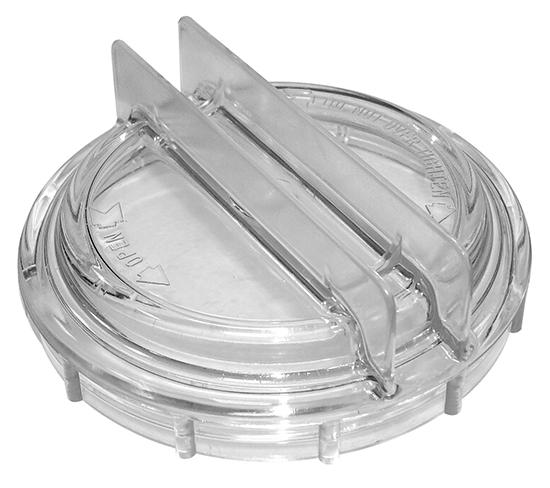 Крышка прозрачная волосоловки для насосов BR, Swimmey