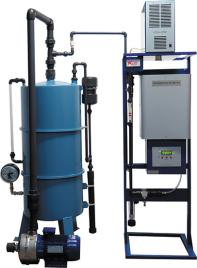 обработка и уход за водой