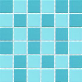 Фарфоровая мозаика сочетающихся тонов (2-х сочетающихся тонов)