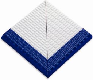 Наружные угловые элементы  частично глазурованной   плитки