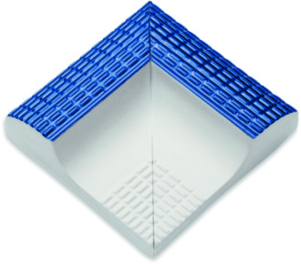 Наружные угловые элементы поверхностных поручней