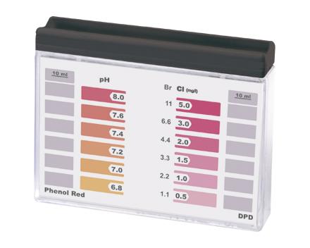 РТМ100 Тестер для измерения рН и хлора/брома