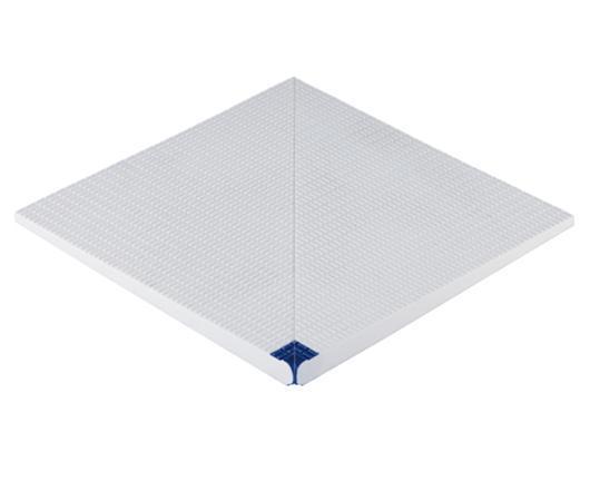 Внутренние угловые элементы противоскользящей плитки д/ступеней L