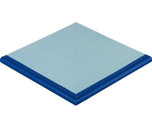 Наружные угловые элементы противоскользящей плитки д/ступеней L