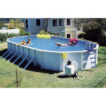 Овальный бассейн Atlantic Pools Esprit — Serenada (3.66×7.32×1.32м.)