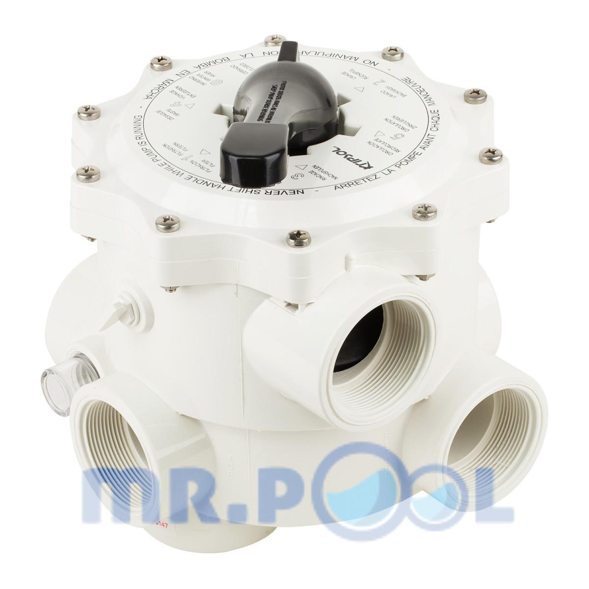 Клапан Fiberpool ZVM2