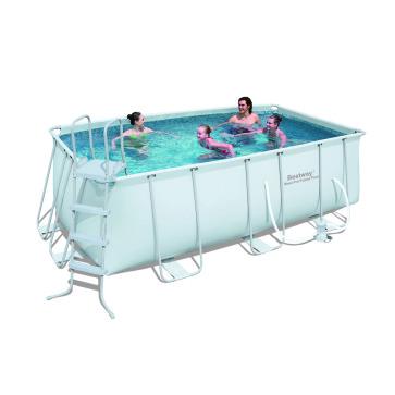 Каркасный бассейн Bestway 56456/56241 (412х201х122)