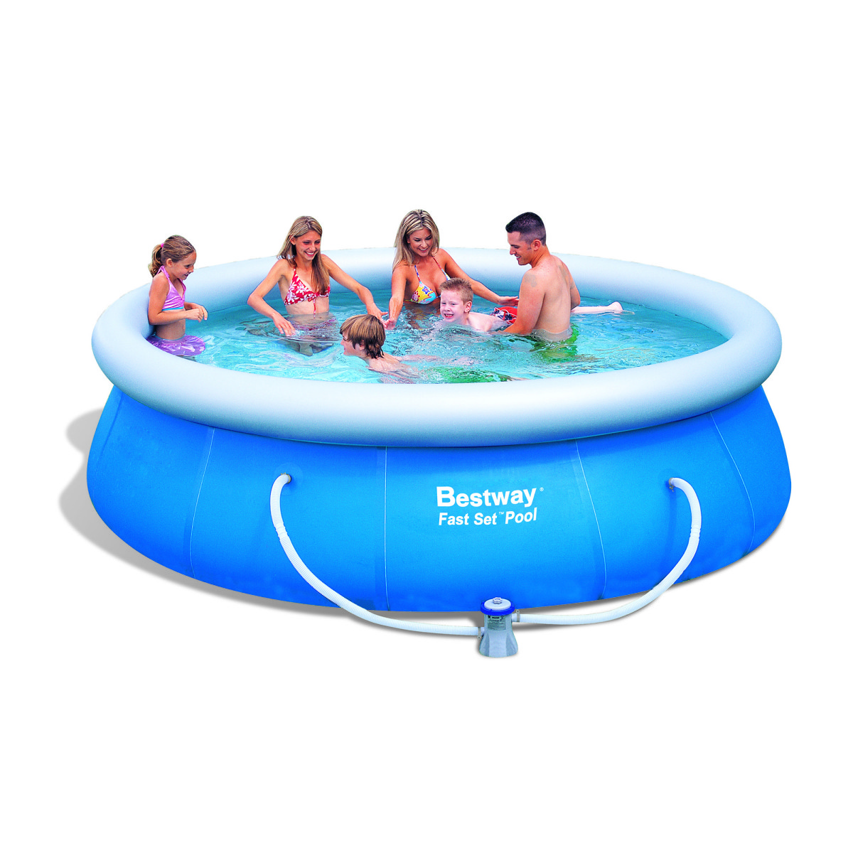 Надувной бассейн Bestway 5726357166 (366х91)