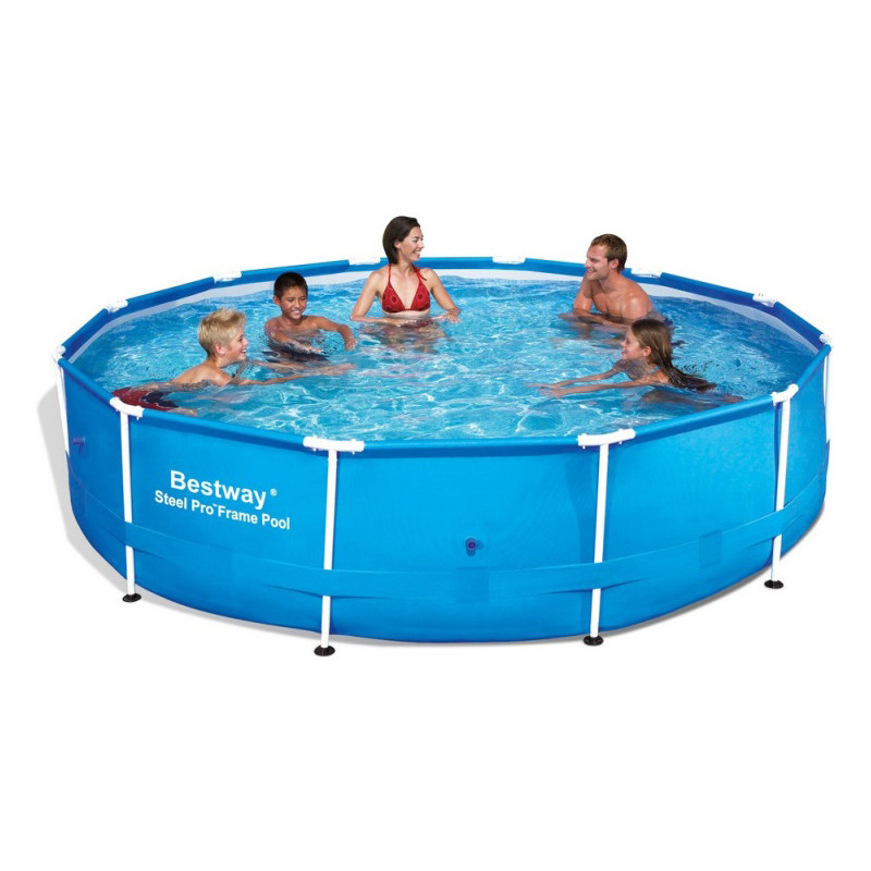 Каркасный бассейн Bestway 56406 (305х76)