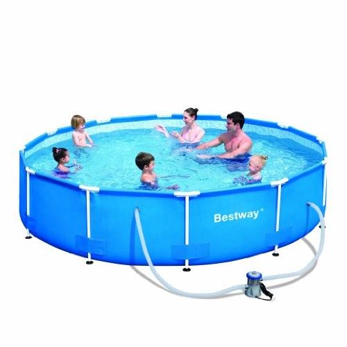 Каркасный бассейн Bestway 56416 (366х76)