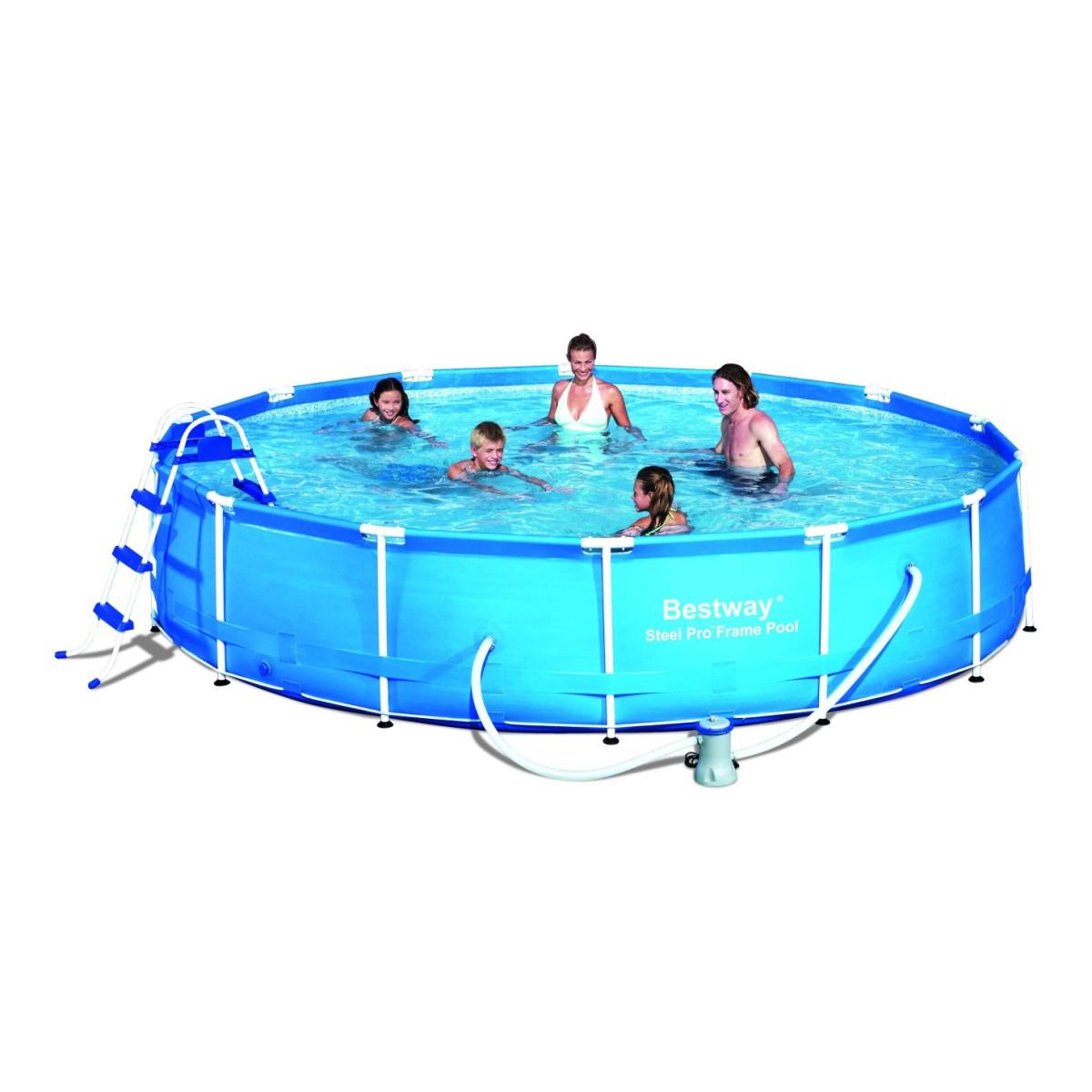 Каркасный бассейн Bestway 56422 (427х100)