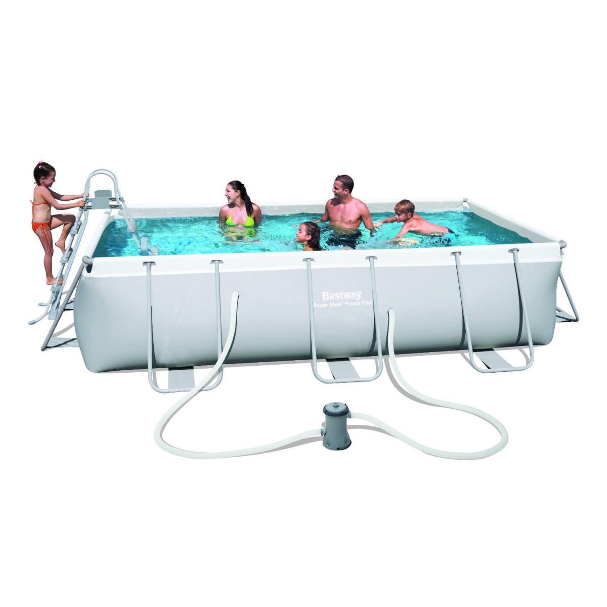 Каркасный бассейн Bestway 56441 (404х201х100)