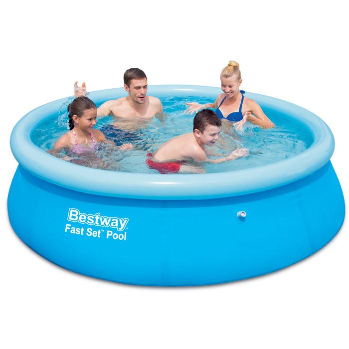 Надувной бассейн Bestway 57265 (244×66)