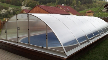 Павильон для бассейна Klasik B Pavilion0001
