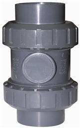 Пружинный обратный клапан (ВН резьба с одной стороны)
