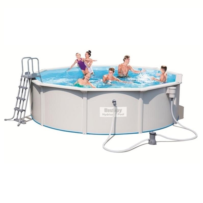 Сборный бассейн Bestway Hydrium 56382 (460х120)