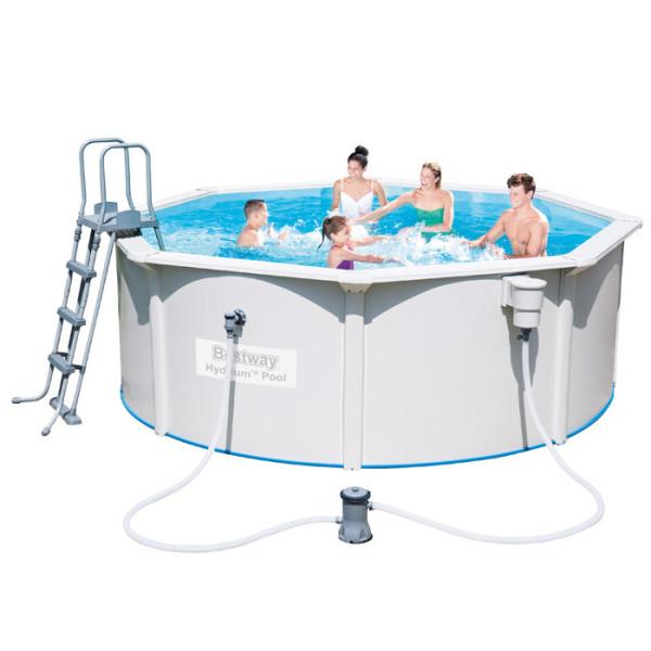 bestway hydrium pool 56571 360x120. Black Bedroom Furniture Sets. Home Design Ideas