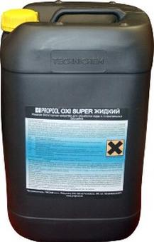 OXI С АЛЬГИЦИДОМ, жидкое бесхлорное средство