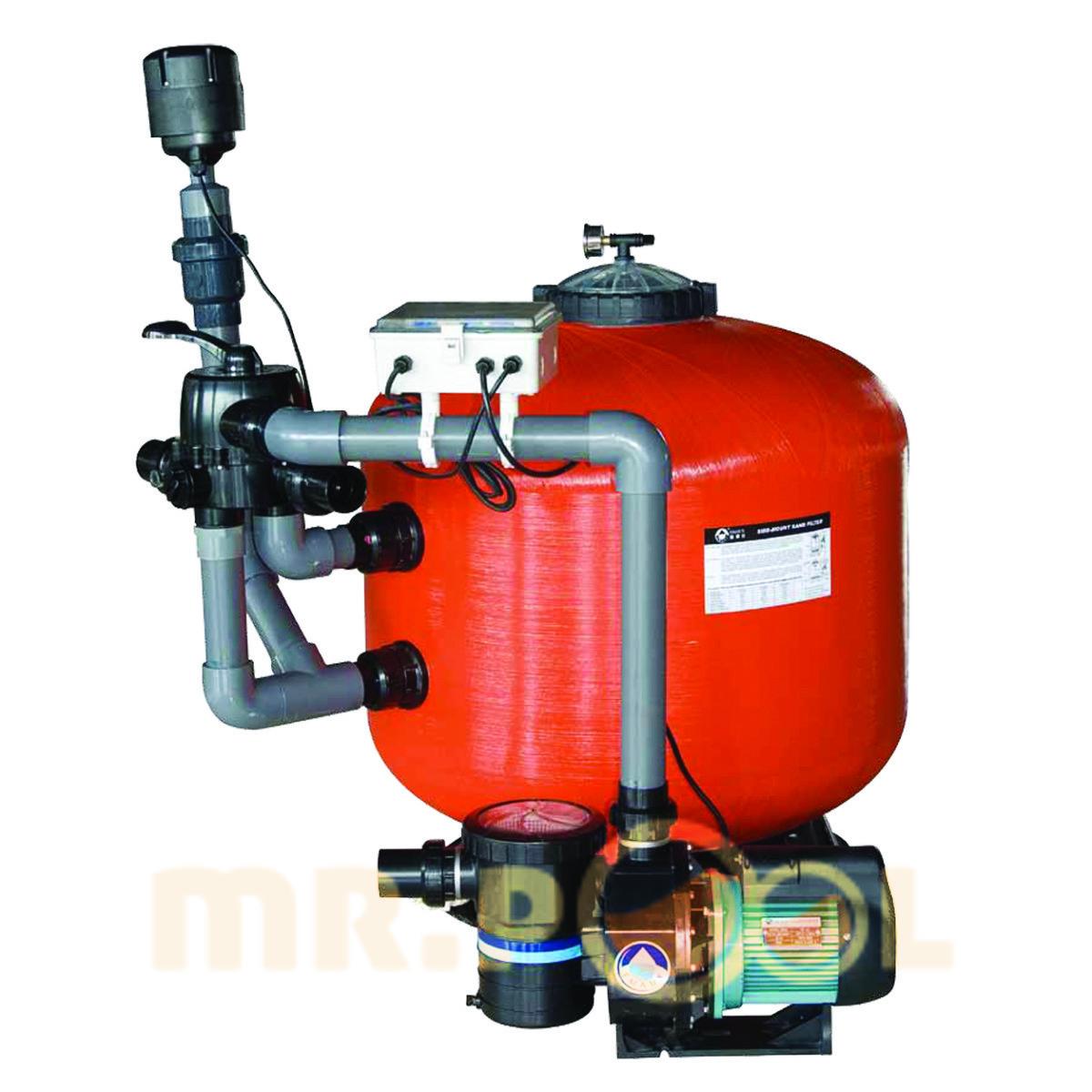 Фильтрационная система для прудов EMAUX KOK-80