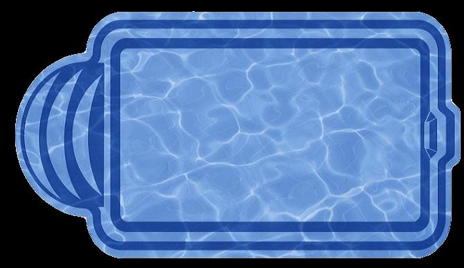Прямоугольный бассейн  София