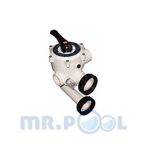 Клапан 6-ти позиционный Fiberpool ZVM1 1 1/2″ боковой (запасной)