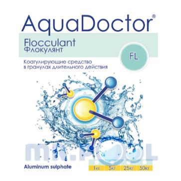 Средство устраняющее мельчайшие частицы AquaDoctor FL 5 кг.
