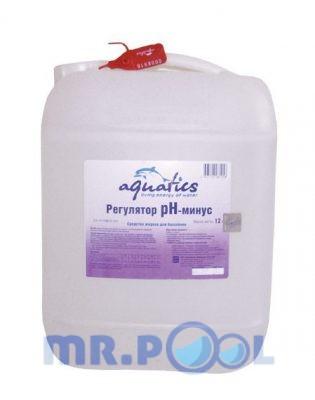 Регулятор pH- минус жидкий для бассейнов