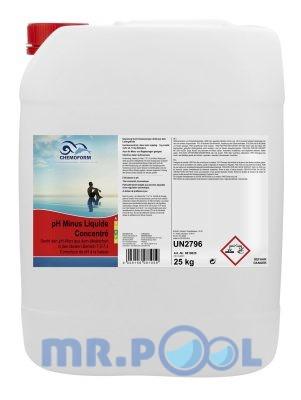рН-Минус жидкий (кислота-38%), 35 кг