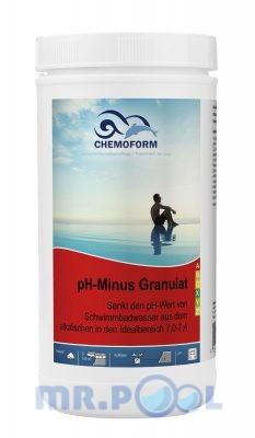 Cредство для понижения уровня PH воды в бассейне PH Mинус гранулированный, 1,5 кг