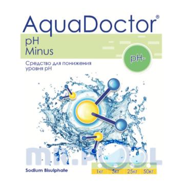 Средство для снижения уровня PH AquaDoctor PH Minus