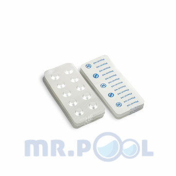 Запасные таблетки AquaDoctor рН