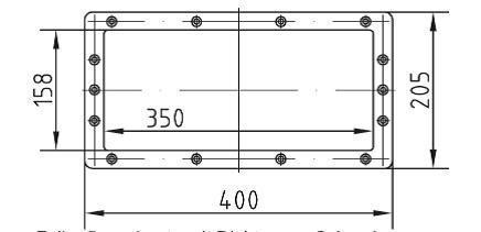 1 Komplekt Flanca Skimmera Allfit 1046050