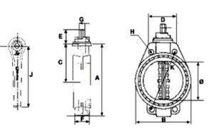 серый D=250 мм (EPDM)