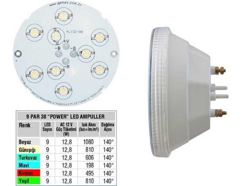 LED Single Color 9