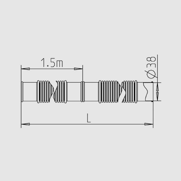 D=38 мм