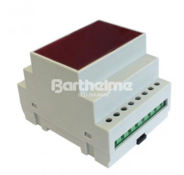 3-канальный контроллер для светодиодных лент Chromoflex Pro, RGB, DIN-рейка, 3 х 7.5 А, 540 Вт