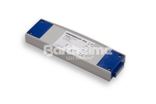 4-канальный контроллер для светодиодных лент RGB Chromoflex Pro, диммер, 4 х 4 А, 384 Вт