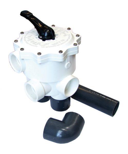 6-ти ходовой клапан, 2″, с арматурой обвязки насоса
