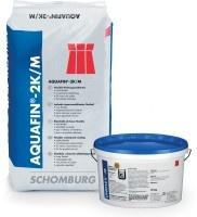 Гидроизоляция AQUAFIN-2 К/М (АКВАФИН- 2К/М)