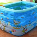 Как выбрать хороший детский бассейн