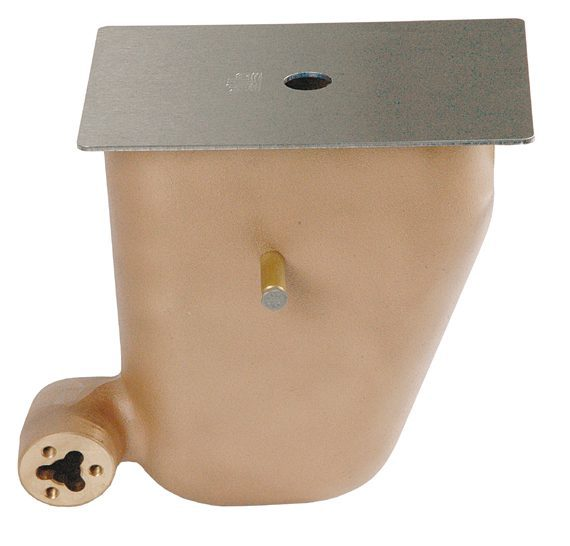 Адаптер — удлинитель для установки крышки устройства поддержания уровня воды Hugo Lahme AllFit