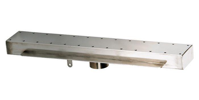 Аэромассажный элемент 500×80 мм, плитка, 20 м3/ч