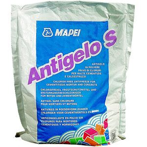 ANTIGELO S, антифриз (порошок) для бетонов, растворов, 1 кг