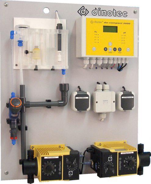 Автоматическая станция дозации Dsc Compact 2000
