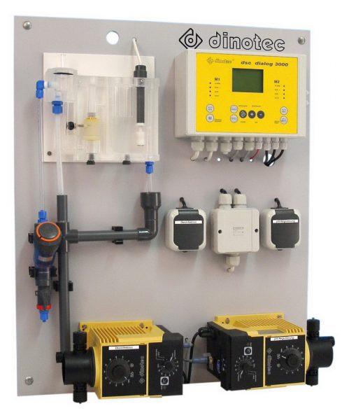 Автоматическая станция дозации Dsc DIALOG 3000
