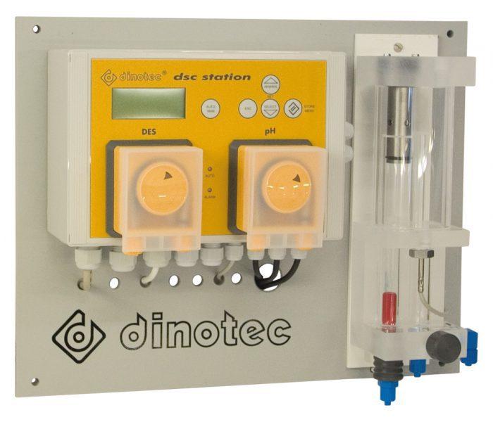 Автоматическая станция дозации Dsc STATION INLINE