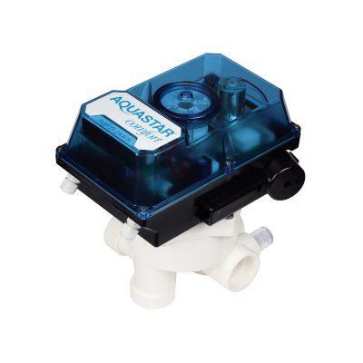 Автоматический 6- ти ходовой вентиль обратной промывки AquaStar Comfort 4000 PERAQUA OCEAN